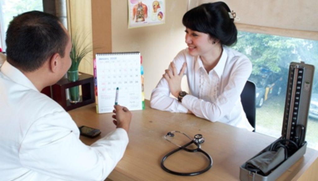 medical check up wanita perempuan