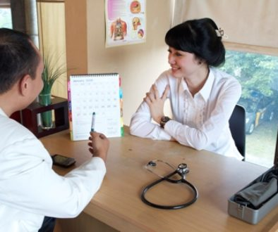 medical check up wanita perempuan
